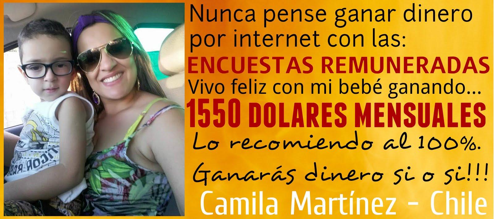 Camila Martínez - Chile