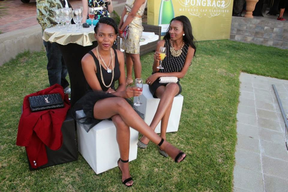 THE NAMIBIAN FASHION AND INDUSTRY RECEPTION OCTOBER 10TH 2014