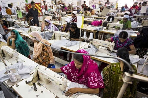 garment industry of Bangladesh