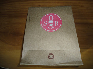 Sample Room packaging @ Beauty Bunker