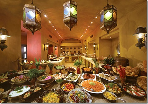 arabic cuisine a combination of flavours and customs