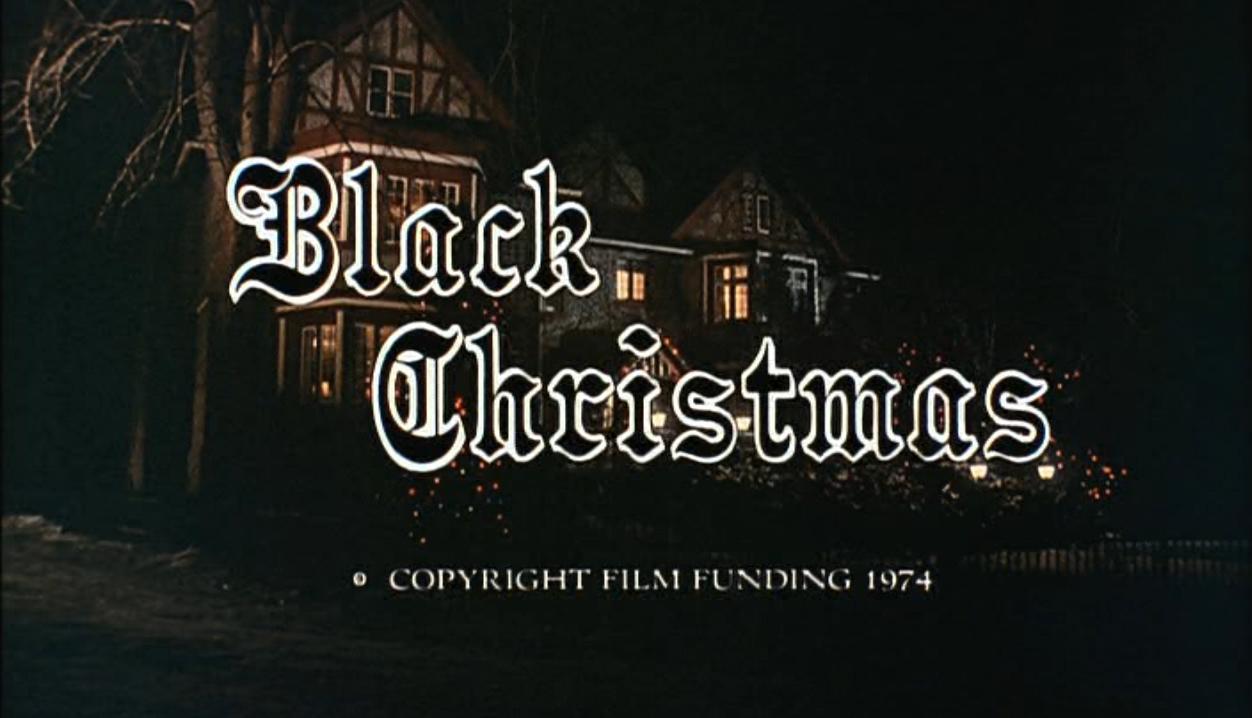 black christmas love movies