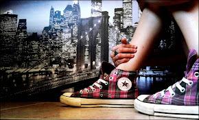 My converse.