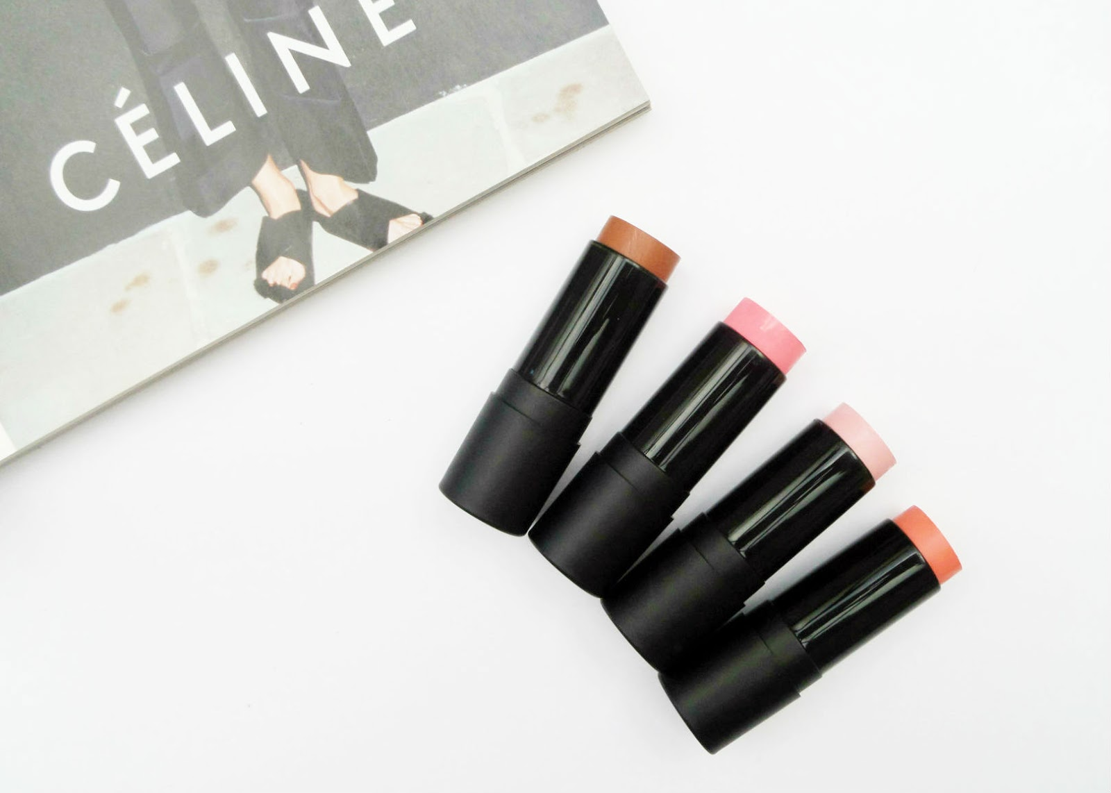 Makeup Revolution 'The One' Blush Sticks Mattes