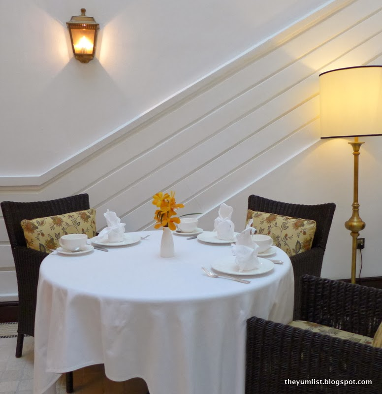 Colonial Cafe, The Majestic Hotel Kuala Lumpur,
