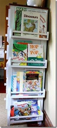 Linn idag: Barn och böcker