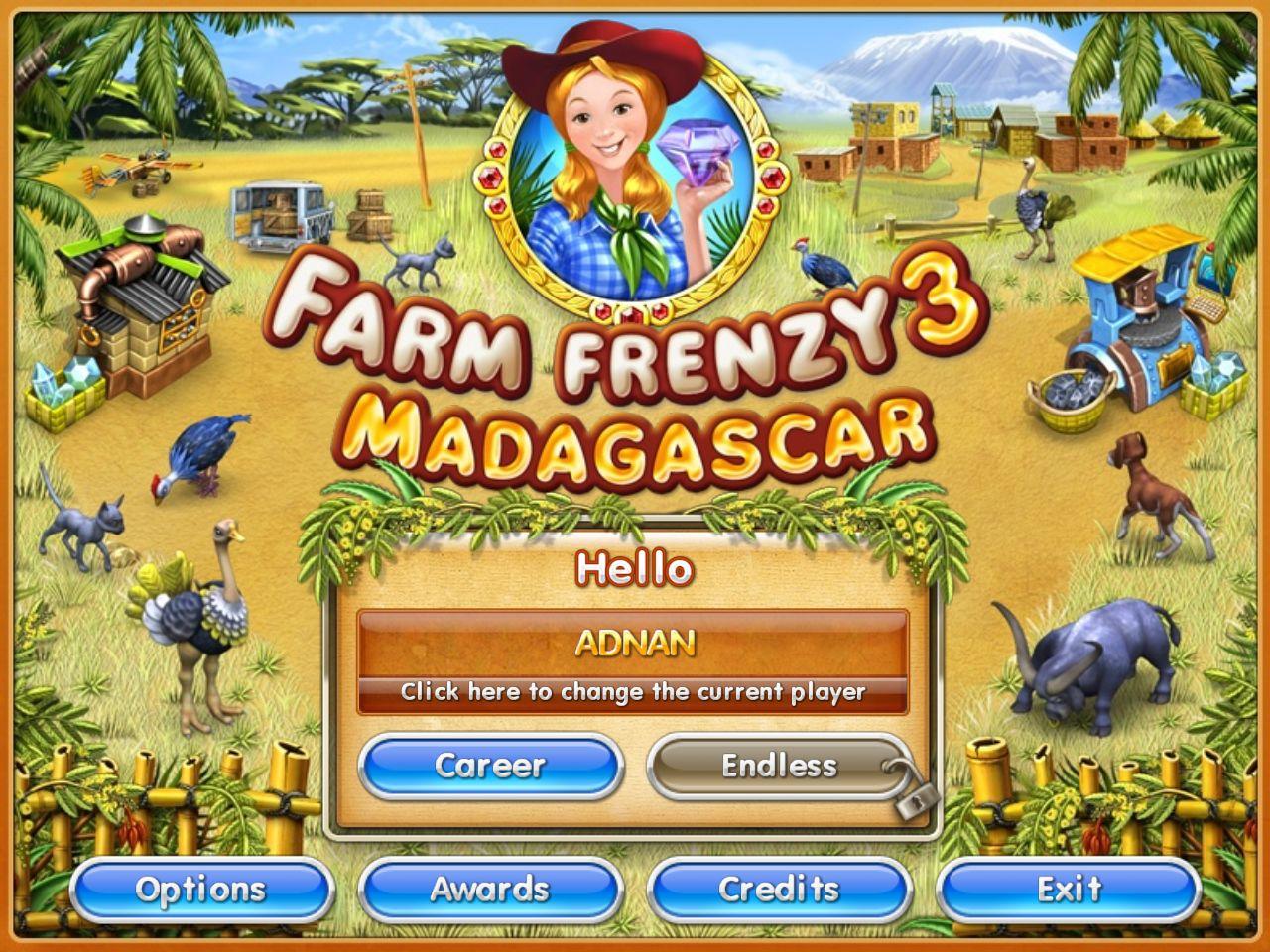 Play Farm Frenzy 3 Online Games