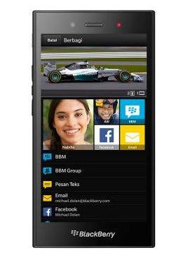 Harga Dan Spesifikasi Blackberry Z3 - 8GB