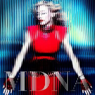 Madonna  MDNA 2012