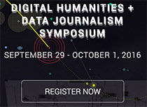 Digital Humanities+Data Journalism Symposium