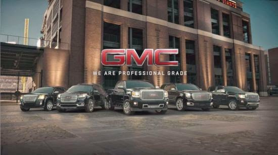 "GMC Launches New ""Precision"" Multimedia Ad Campaign"