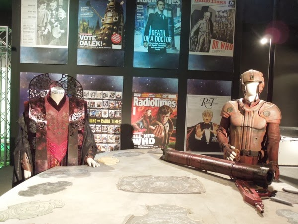 Gallifrey Time Lord costumes Doctor Who Day of the Doctor