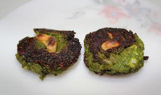 हराभरा कबाब