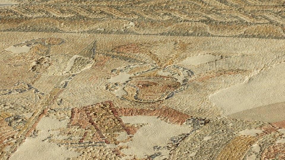Resultado de imagem para ruinas romanas alter do chão