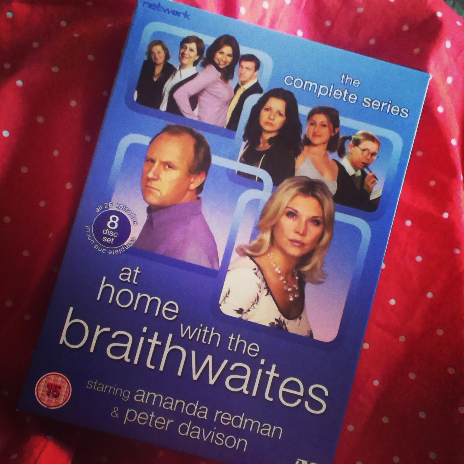 At Home with the Braithwaites DVD boxset