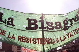 La Regional Cordoba del MPE, La Bisagra, asumirá la Secretaria General de la Federación Universitaria de Cordoba