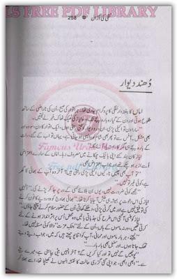 sshot 294 - Dhund Deewar by Aalia Bukhari
