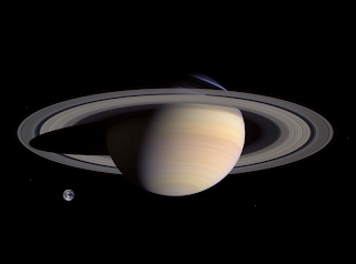 earth compared to saturn Earth & saturn comparison size distance to scale