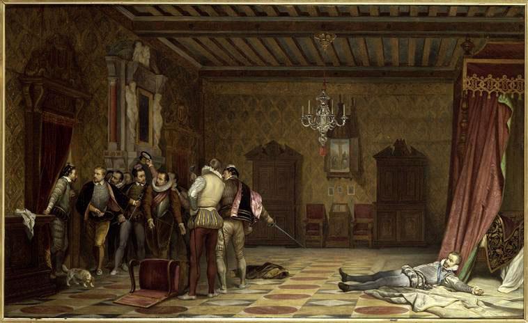 Peintures des mus es de france blois ch teau for Salon du chiot blois