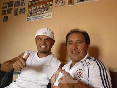 Club Oriente Petrolero - Francisco Argüello - Oriente Petrolero