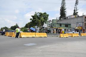 DGTSVE modifica circulación en Jardines de Xalapa