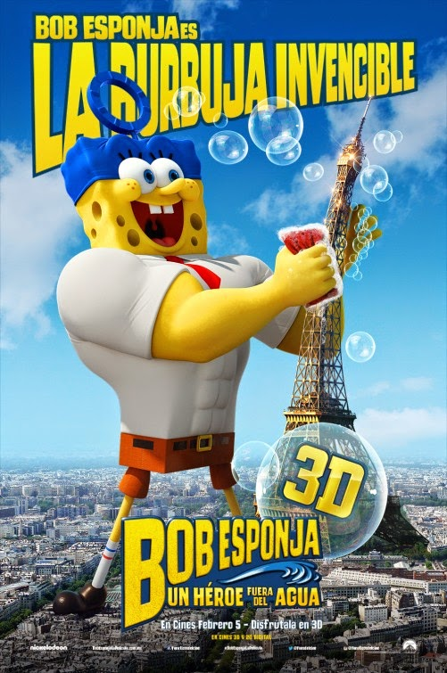 The SpongeBob Movie: Sponge Out of Water (2015) une 2015 Full Movie Download