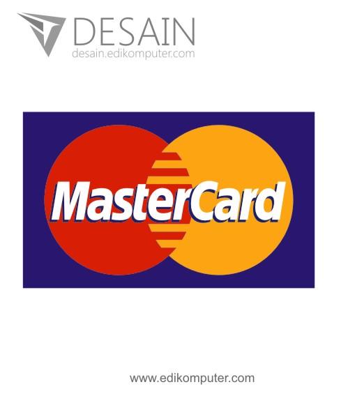 Logo Mastercard vektor Cdr