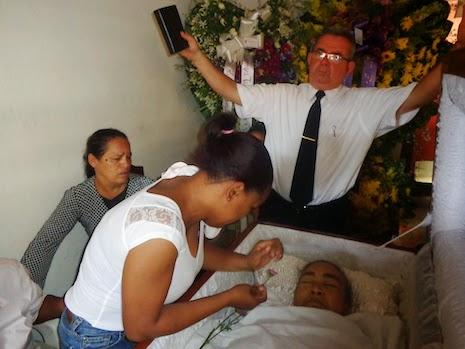 Pasó a la presencia del Señor Rafaela Espinal de la IJJN