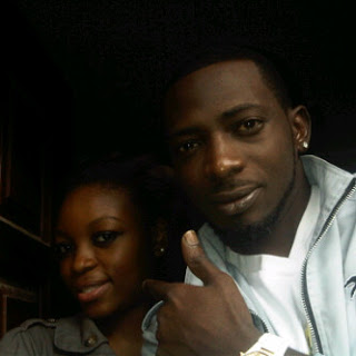 May D with Girlfriend