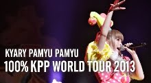100% KPP World Tour 2013