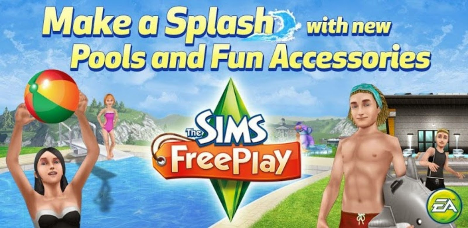 The Sims Freeplay Android Скачать