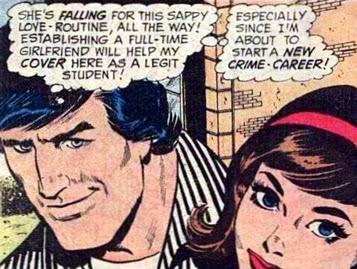 Supergirl #4, Sappy love