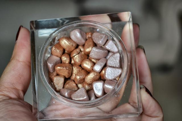 17 Instant glow bronzing rocks