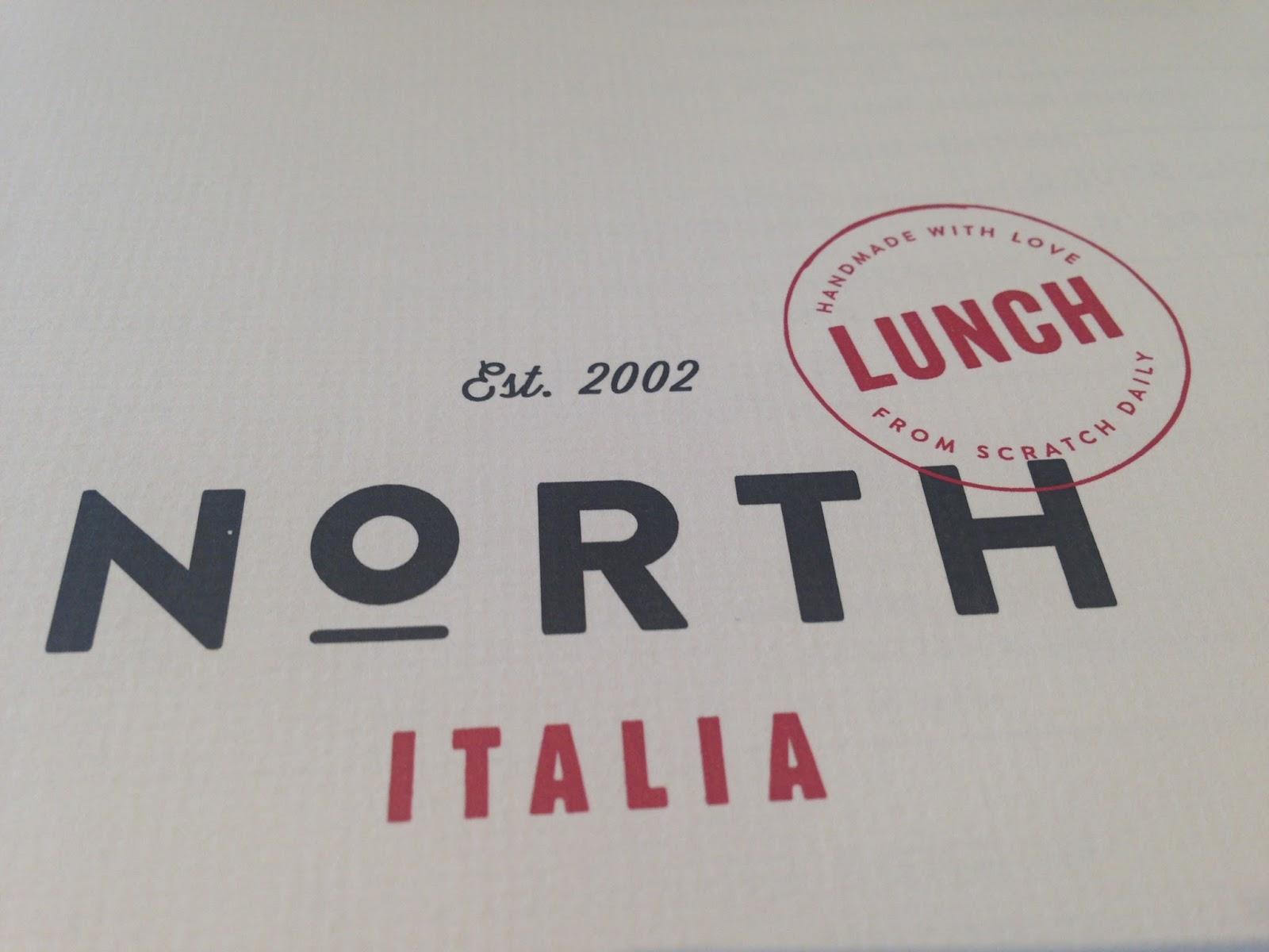 North Italia Logo Patty And David Said. North Italia