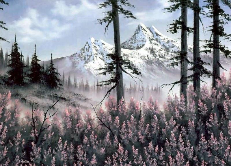 paisajes-con-montanas-nevadas