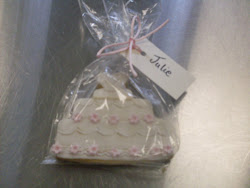 Wedding Cookies / Favours workshop.