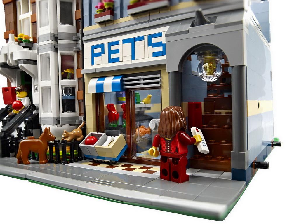 Repubblick Lego Set Database 10218 Pet Shop