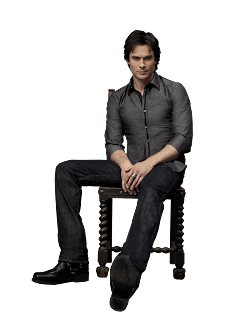 Ian Somerhalder Damon Salvatore