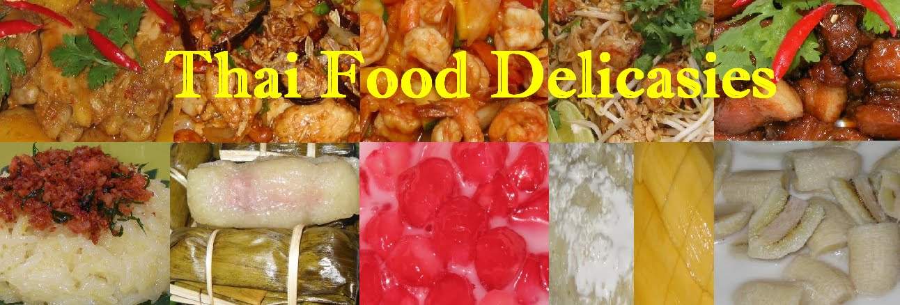 Thai Food Delicasies