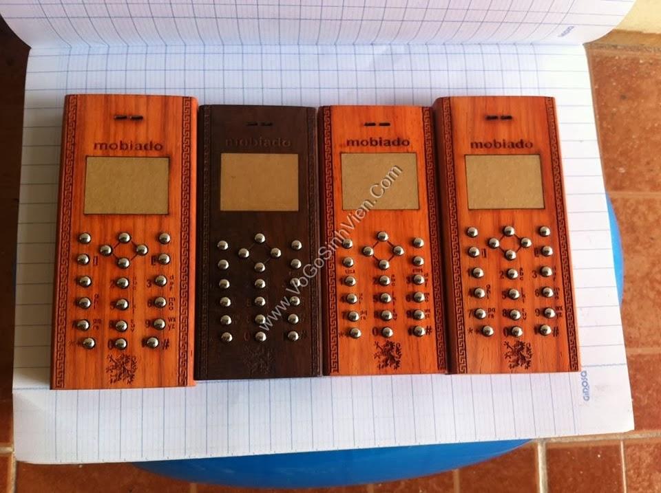 Vỏ gỗ điện thoại giá rẻ 190K