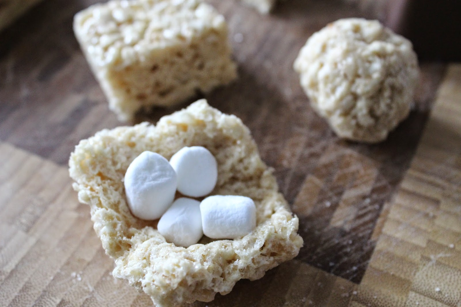 Stilettos and Diapers: Rice Krispies Treats Truffles #Kreatemyhappy