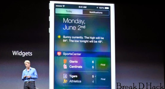 Top 5 iOS 8 Widgets You Must Be Having