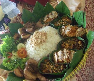 Nasi Wiwit Malon; Kuliner Enak Yogya