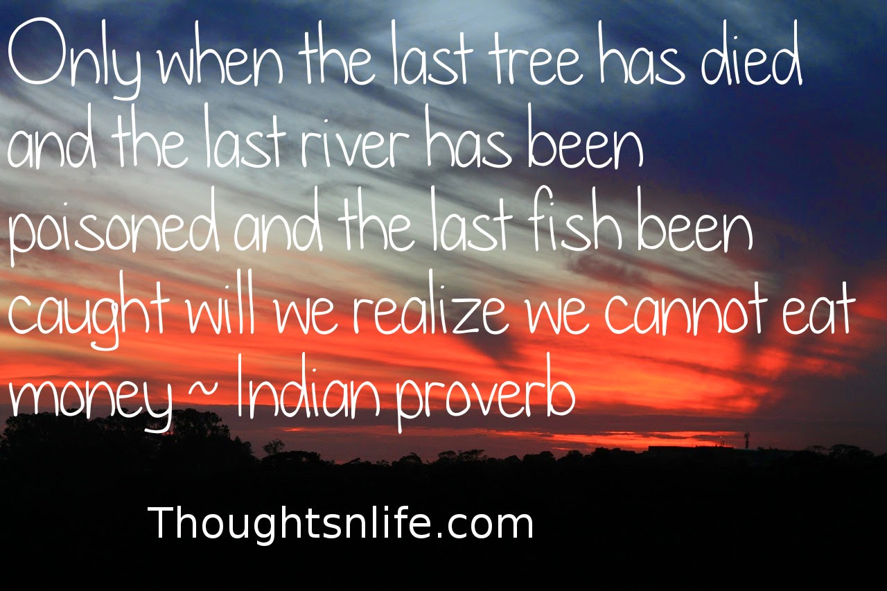 thoughtsnlife, money, indian proverb