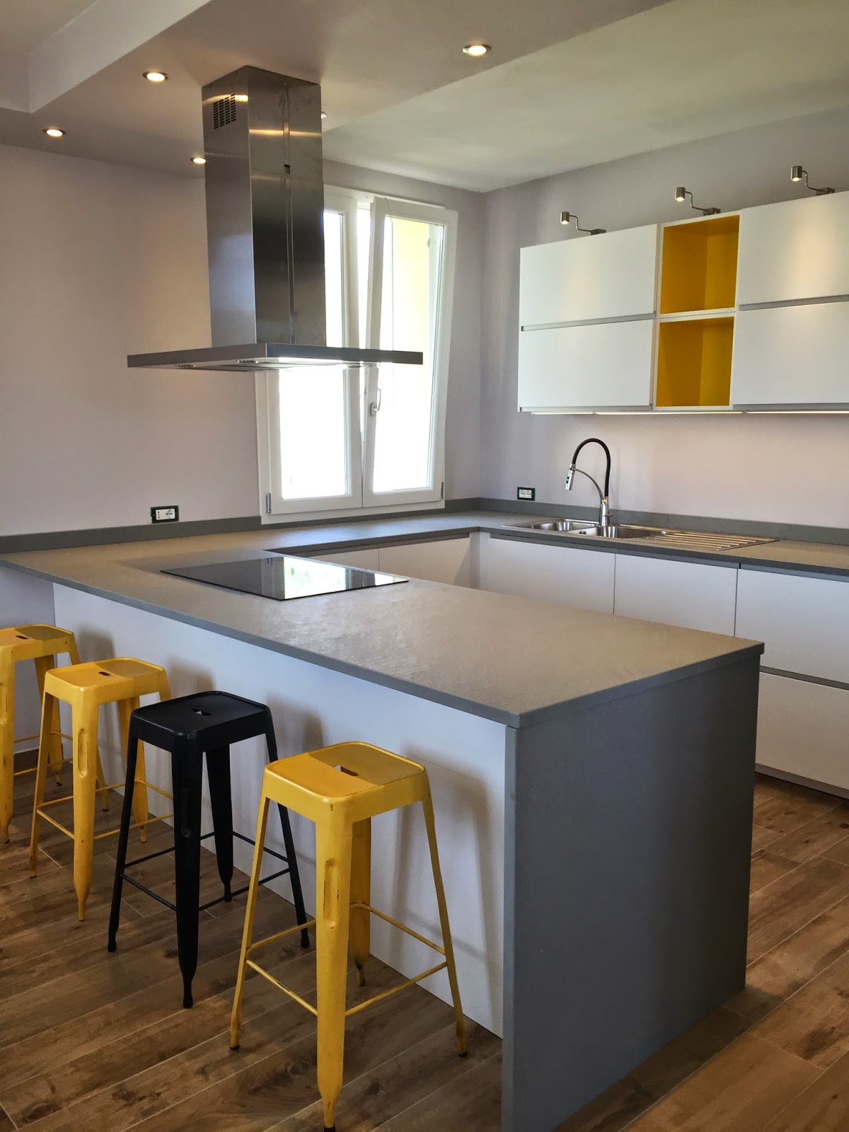 Il sogno di alice la regina della casa la mia cucina - Ikea piano cucina ...