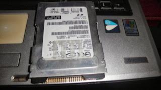 4 tahun Laptop TOSHIBA A50 Sebentar lagi