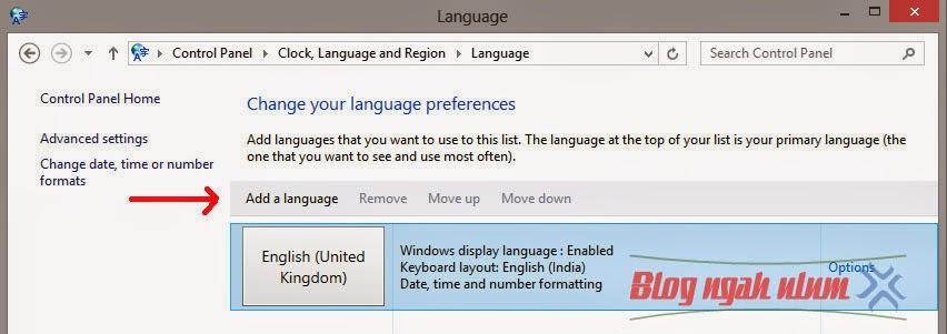 Cara Menulis Huruf Arab di Microsoft Word Windows 8