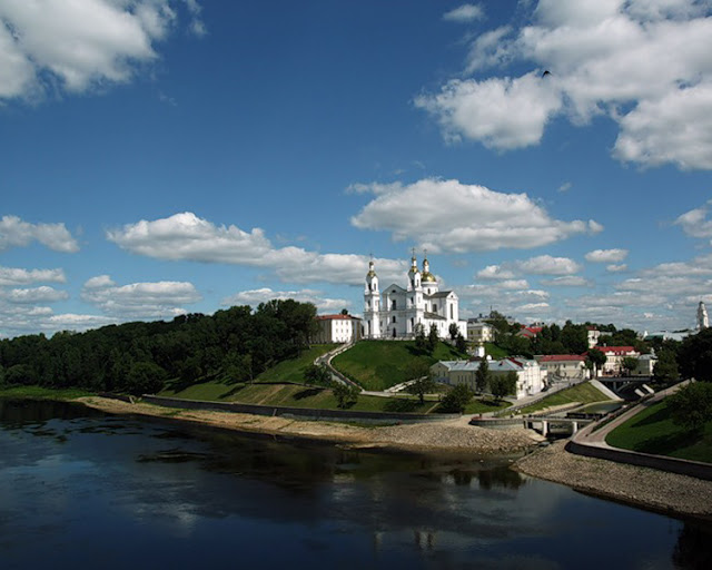 The Cathedral of Uspenie in Grodno - Belarus