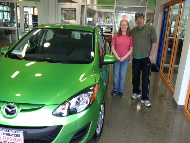 Owner Of A New 2012 Mazda 2!