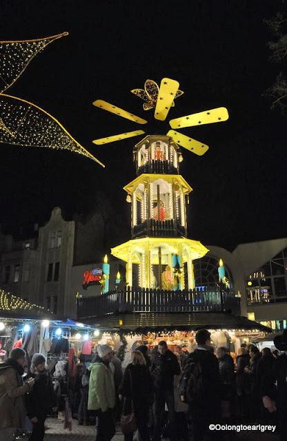 Twinkling Star Christmas Market, Wiesbaden.